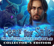 Acquista on-line giochi per PC, scaricare : Fear for Sale: The House on Black River Collector's Edition