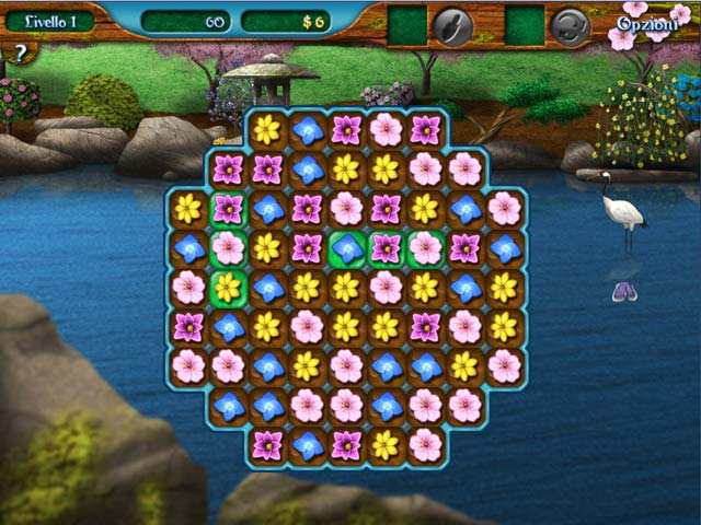 Big fish games flower paradise for Big fish games facebook