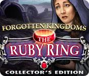 Acquista on-line giochi per PC, scaricare : Forgotten Kingdoms: The Ruby Ring Collector's Edition