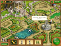 2. Gardenscapes gioco screenshot