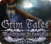 Acquista on-line giochi per PC, scaricare : Grim Tales: Maledizione di famiglia