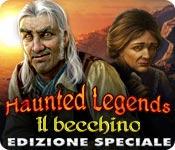 Acquista on-line giochi per PC, scaricare : Haunted Legends: Il becchino Edizione Speciale