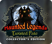 Acquista on-line giochi per PC, scaricare : Haunted Legends: Twisted Fate Collector's Edition