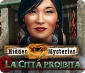 Acquista on-line giochi per PC, scaricare : Hidden Mysteries: La Città proibita
