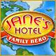 Nuovo gioco per computer Jane's Hotel: Family Hero