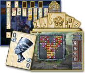 Acquista on-line giochi per PC, scaricare : Jewel Quest Solitaire 3