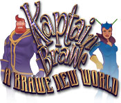 Acquista on-line giochi per PC, scaricare : Kaptain Brawe: A Brawe New World