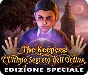 Acquista on-line giochi per PC, scaricare : The Keepers: L'Ultimo Segreto dell'Ordine Edizione Speciale