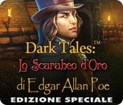 Acquista on-line giochi per PC, scaricare : Dark Tales: Lo Scarabeo d'Oro di Edgar Allan Poe Edizione Speciale