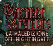 Acquista on-line giochi per PC, scaricare : Macabre Mysteries: La maledizione del Nightingale