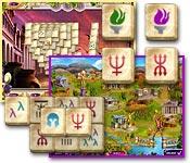 Acquista on-line giochi per PC, scaricare : Mahjong Mysteries: Ancient Athena