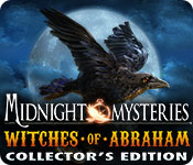 Acquista on-line giochi per PC, scaricare : Midnight Mysteries: Witches of Abraham Collector's Edition