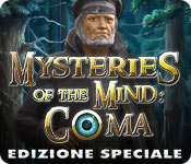 Acquista on-line giochi per PC, scaricare : Mysteries of the Mind: Coma Edizione Speciale