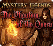 Acquista on-line giochi per PC, scaricare : Mystery Legends: The Phantom of the Opera