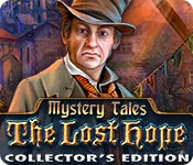 Acquista on-line giochi per PC, scaricare : Mystery Tales: The Lost Hope Collector's Edition