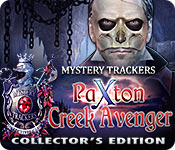 Acquista on-line giochi per PC, scaricare : Mystery Trackers: Paxton Creek Avenger Collector's Edition