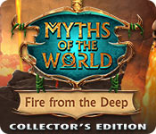 Acquista on-line giochi per PC, scaricare : Myths of the World: Fire from the Deep Collector's Edition