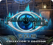 Acquista on-line giochi per PC, scaricare : Paranormal Files: The Tall Man Collector's Edition