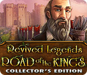 Acquista on-line giochi per PC, scaricare : Revived Legends: Road of the Kings Collector's Edition
