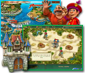 Acquista on-line giochi per PC, scaricare : Royal Envoy