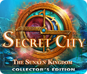 Acquista on-line giochi per PC, scaricare : Secret City: The Sunken Kingdom Collector's Edition