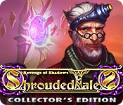 Acquista on-line giochi per PC, scaricare : Shrouded Tales: Revenge of Shadows Collector's Edition