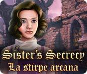 Acquista on-line giochi per PC, scaricare : Sister's Secrecy: La stirpe arcana