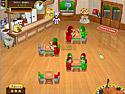 1. Snowy Lunch Rush gioco screenshot