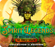 Acquista on-line giochi per PC, scaricare : Spirit Legends: The Forest Wraith Collector's Edition