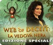 Acquista on-line giochi per PC, scaricare : Web of Deceit: La vedova nera Edizione Speciale