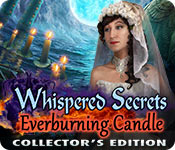 Acquista on-line giochi per PC, scaricare : Whispered Secrets: Everburning Candle Collector's Edition