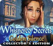 Acquista on-line giochi per PC, scaricare : Whispered Secrets: Golden Silence Collector's Edition
