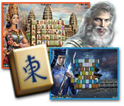 Acquista giochi per pc - World's Greatest Temples Mahjong