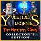 Acquista on-line giochi per PC, scaricare : Yuletide Legends: The Brothers Claus Collector's Edition