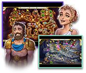 オンラインPCゲームを購入 : 12 Labours of Hercules IX: A Hero's Moonwalk Collector's Edition
