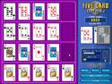 オンラインPCゲームを購入 : ファイブ カード デラックス