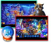 PCゲーム - Christmas Stories: Enchanted Express Collector's Edition
