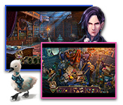 PCゲーム - Dark Parables: Portrait of the Stained Princess Collector's Edition