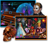 PCゲーム - Dark Romance: A Performance to Die For Collector's Edition