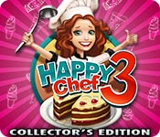 オンラインPCゲームを購入 : Happy Chef 3 Collector's Edition
