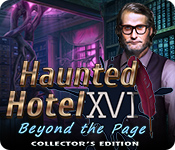 オンラインPCゲームを購入 : Haunted Hotel: Beyond the Page Collector's Edition