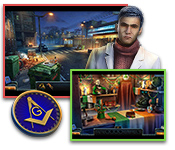 PCゲーム - New York Mysteries: The Outbreak Collector's Edition