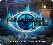オンラインPCゲームを購入 : Paranormal Files: The Tall Man Collector's Edition