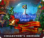 オンラインPCゲームを購入 : The Christmas Spirit: Mother Goose's Untold Tales Collector's Edition