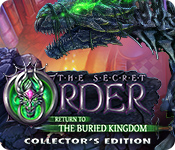 オンラインPCゲームを購入 : The Secret Order: Return to the Buried Kingdom Collector's Edition