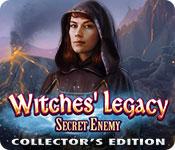 オンラインPCゲームを購入 : Witches' Legacy: Secret Enemy Collector's Edition