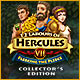 Spelletjes downloaden voor pc : 12 Labours of Hercules VII: Fleecing the Fleece Collector's Edition