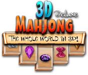 Spelletjes downloaden voor pc : 3D Mahjong Deluxe