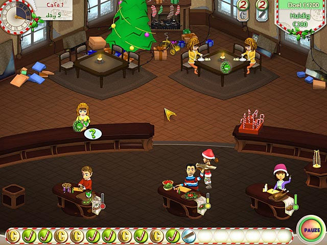 Amelie's Cafe: Holiday Spirit img