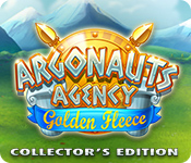 Spelletjes downloaden voor pc : Argonauts Agency: Golden Fleece Collector's Edition